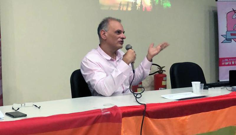 Giancarlo Spizzirri, médico psiquiatra e professor da Universidade de São Paulo (USP)